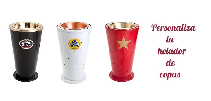 venta de helador de copas para profesionales de hostelería