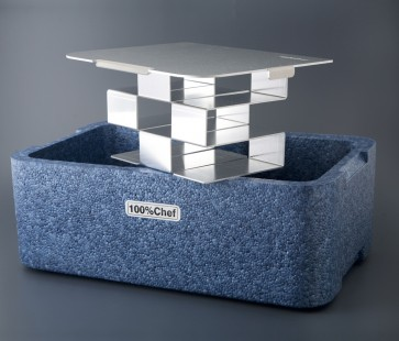 Plancha adicional para Tepan nitro Salva-g