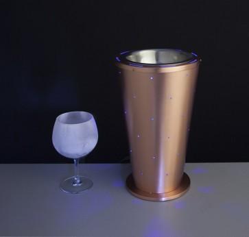 Cool Bar Cobre. Helador de copas