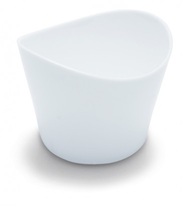 Vaso Sphera 5 cl Blanco