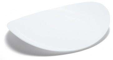 Plato llano Sphera Blanco (Caja 200 unds)