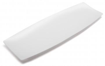 Bandeja individual HOLA blanco (Caja 100 unds)