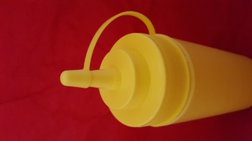 Bote Dispensador Amarillo 360 ml