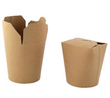 Caja Kraft Redonda M (Caja 25 unds)