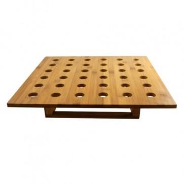 Soporte Bambú 36 agujeros