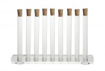 Soporte Deli Tubos de ensayo ø 16mm (para ref. CH-100/0028, CH-100/0009, CH-100/0010 & CH-100/0072)