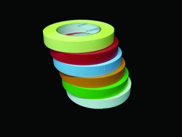Cinta adhesiva rotulable (disponible en 5 colores)