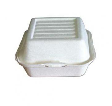 Caja Hamburguesas Blanca Pulpa