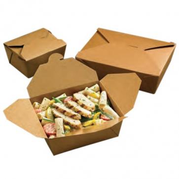 Caja Kraft para comida