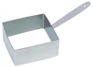 Aro para emplatar cuadrado 7,5 diámetro
