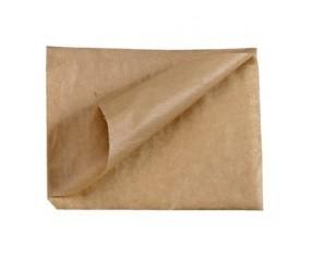 Bolsa papel abierta Kraft