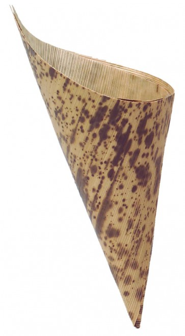 Cono de Bambú mediano