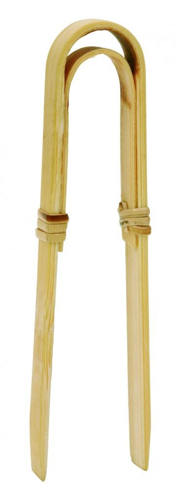 Mini pinza Bambú 90 mm (paq. 10 unds)