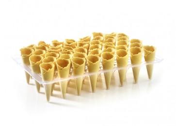 Mini cono sabor curry (Caja 90 unds)