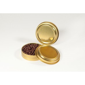 Lata Caviar personalizable (caja 12 unds)