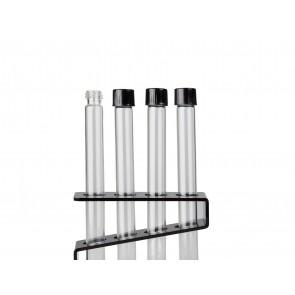 Tubos de ensayo pyrex con rosca Ø16 mm fondo cuadrado