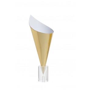Cono Oro XL (Caja 100 unds)