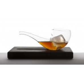 Smoke And drink (pipa + Soporte de marmol)