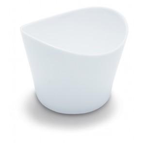 Vaso Sphera 5 cl Blanco