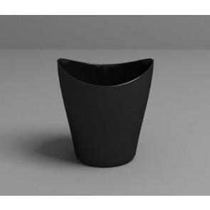 Vaso Sphera negro 9 cl.
