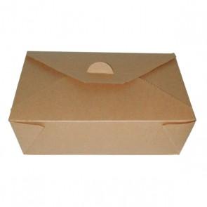 Caja kraft BioPack M (Caja 200 unds)