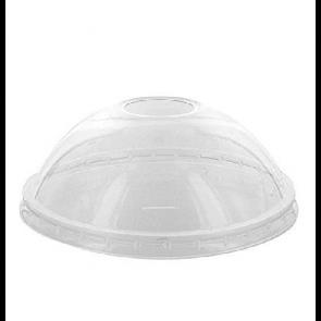 Tapa Cúpula sin agujero PET transparente