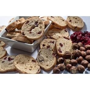 MiniTostadas Arándanos y Avellanas (caja 3kg)