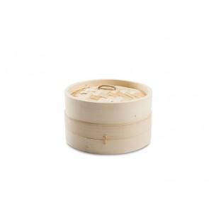 Vaporera de Bambú (4 unds)