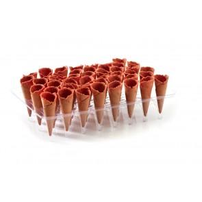 Mini cono sabor tomate (Caja 90 unds)