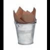 Cubo Metal Economy XS (Caja 48 unds)