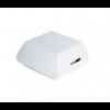 Cajita Cartón mini Hamburguesas - Mac Bit blanca XS (caja 50 Unds.)