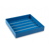 Caja Sevilla Madera azul