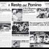 """Papel Periódico """"Il resto del panino"""" (500 unds)"""