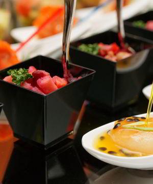 Material para catering y eventos
