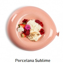 Porcelana Sublime