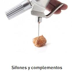 Sifones y complementos