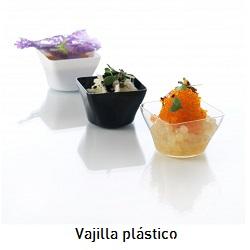 Vajilla Plástico