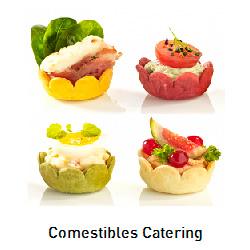 Comestibles para catering y eventos
