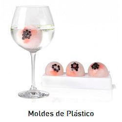 Moldes de plástico para catering